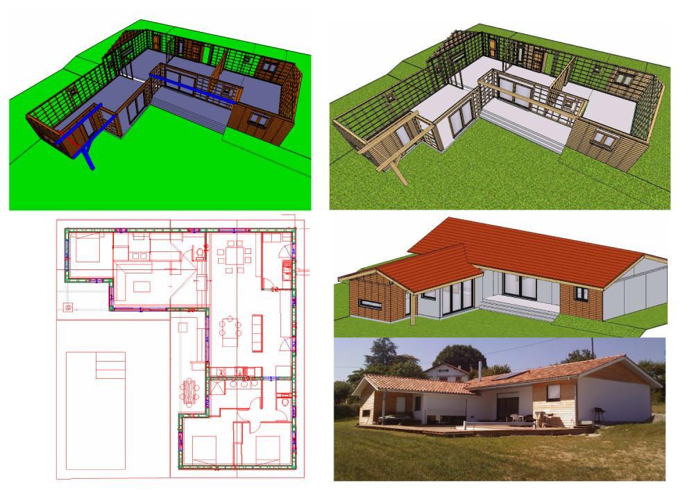 conception maisons bois bayonne hossegor biarritz pau et dax 64 ever blue egura piscines. Black Bedroom Furniture Sets. Home Design Ideas