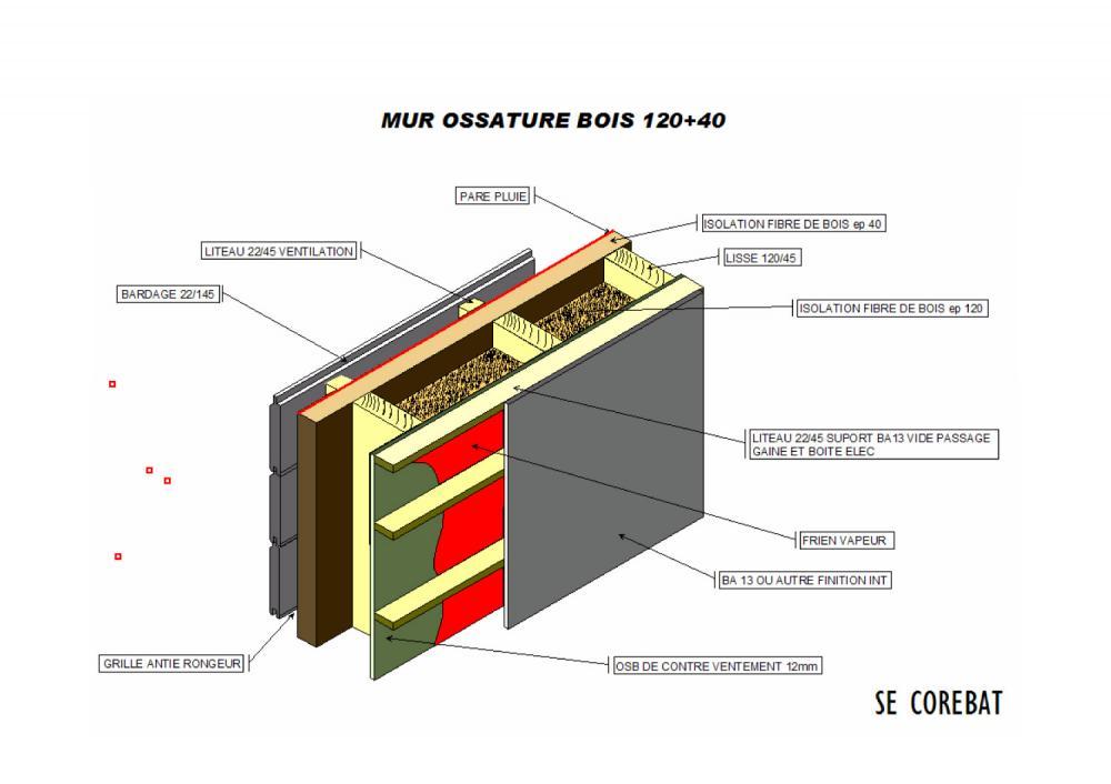Conception maisons bois à bayonne hossegor biarritz pau et dax